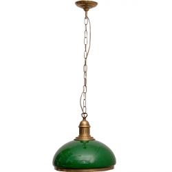 Żyrandol mosiężny JBT Stylowe Lampy WZMB/W28Z/S/50070