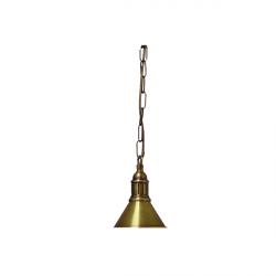 Żyrandol mosiężny JBT Stylowe Lampy WZMB/W28Z/MI(CBW340420)