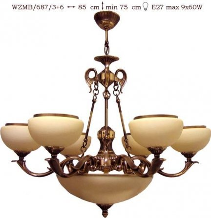 Lampy Z Mosiądzurenowacja Lamp