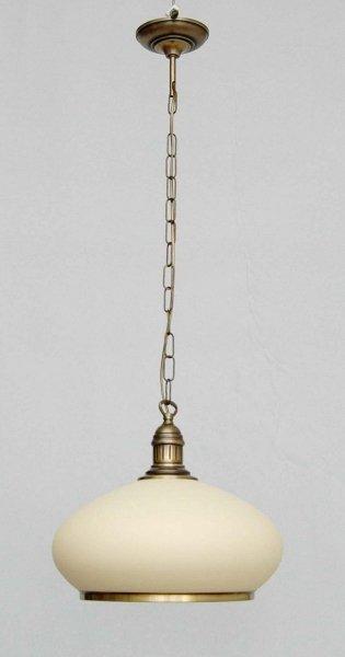 Żyrandol mosiężny JBT Stylowe Lampy WZMB/W28Z/ŚD/4304