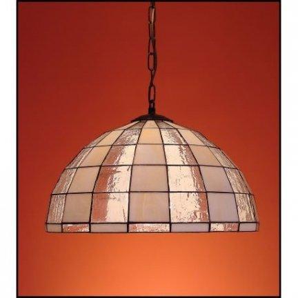 Lampa żyrandol zwis witraż Modernus 30cm