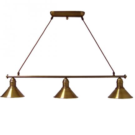 Lampa wisząca mosiężna,żyrandol mosiężny