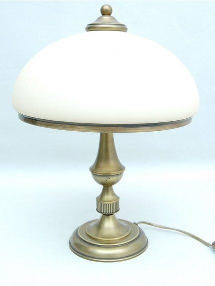 Lampka mosiężna JBT Stylowe Lampy WLMB/W42L/1kp50070