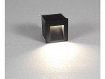 Lampa Nowodvorski STEP  LED  GRAPHITE zewnętrzna, oprawa wpuszczana 6907