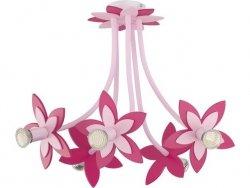 Plafon Nowodvorski FLOWERS  PINK V 6896