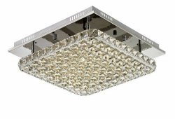 DIAMOND PLAFON DUŻY LED 740081