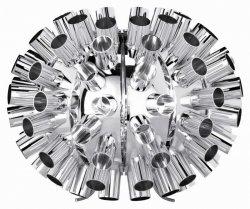 Microfag - lampka 3 płomienna chrom 500600306