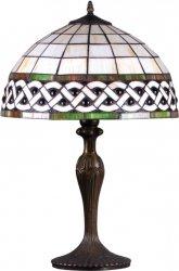 TIFANY lampka stołowa K-G162208 KAJA