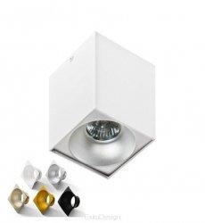 Lampa techniczna Hugo 1 White GM4104