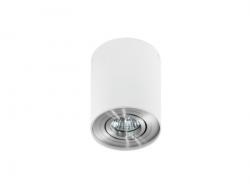 Lampa techniczna Bross 1 White/Alu AZzardo GM4100 WH/ALU