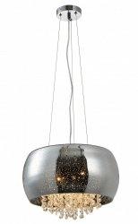 Brenda - lampa wisząca 3 płomienna chrom 330304-06