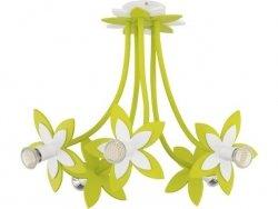 Plafon Nowodvorski FLOWERS GREEN V 6901