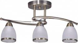 SAMIRA lampa sufitowa K-JSL-8090/3 AB KAJA
