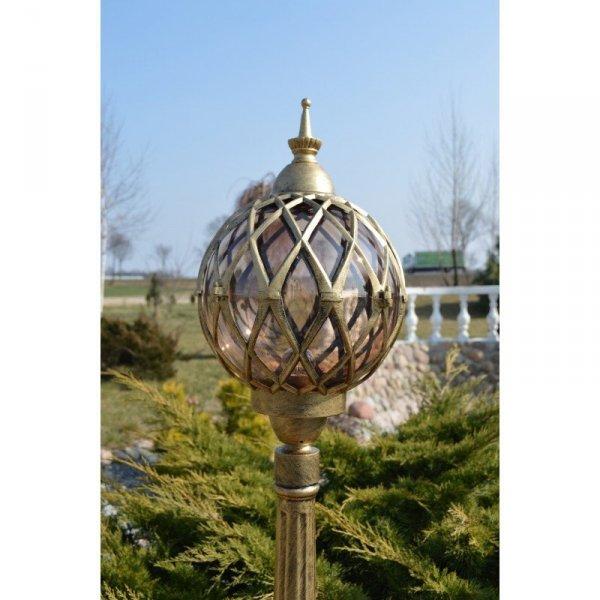 Lampa ogrodowa SIRIUS F