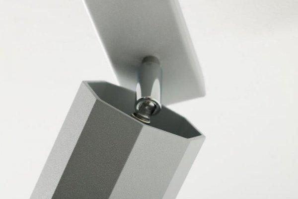 Plafon Hex 2 popiel 744/2 POP Lampex