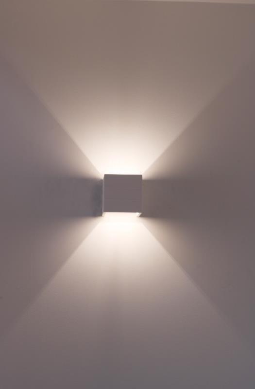 Kinkiet Kris 701/1 BIA Lampex