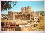 LEBANON. BYBLOS, THE CRUSADERS CASTLE