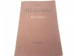 PAN TADEUSZ - Adam Mickiewicz (1984)