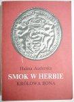 SMOK W HERBIE. KRÓLOWA BONA TOM 2 - Auderska 1984