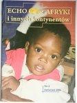 ECHO Z AFRYKI I INNYCH KONTYNENTÓW NR 4 KWIECIEŃ 2006