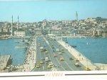 ISTANBUL - TURKIYE. YENI GALATA KOPRUSU