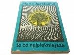 TO CO NAJPIĘKNIEJSZE - Maria Józefacka (1986)