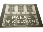 PAŁAC W KIELCACH. PRZEWODNIK - J. Kuczyński (1988)