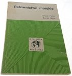 RATOWNICTWO MORSKIE TOM 1 - Witold Poinc (1975)
