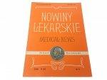 NOWINY LEKARSKIE NR 8 - Dr Karol Marcinkowski