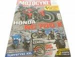 MOTOCYKL NR 213. 8 SIERPIEŃ 2012