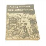 NOC SAKSOFONÓW - Andrzej Makowiecki 1984
