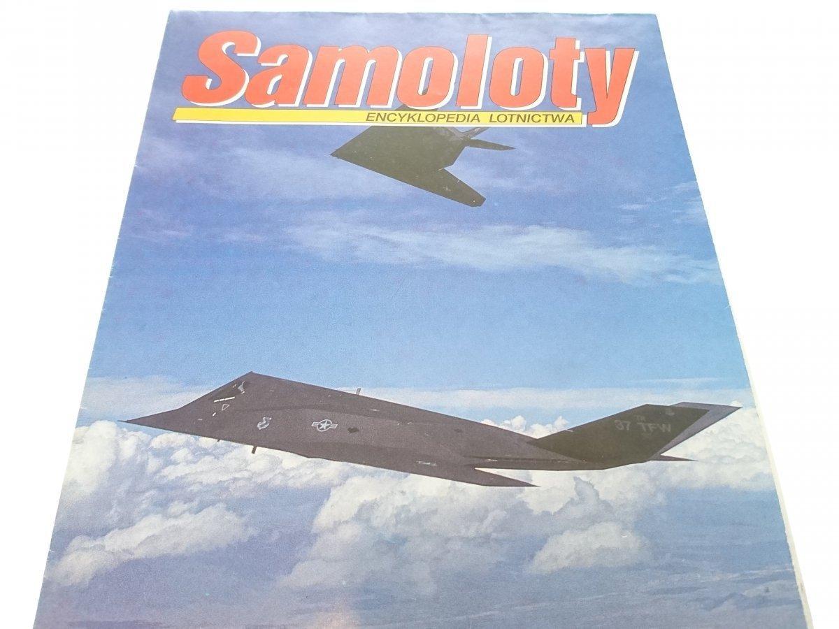 Samoloty Encyklopedia Lotnictwa Plakat Lockheed