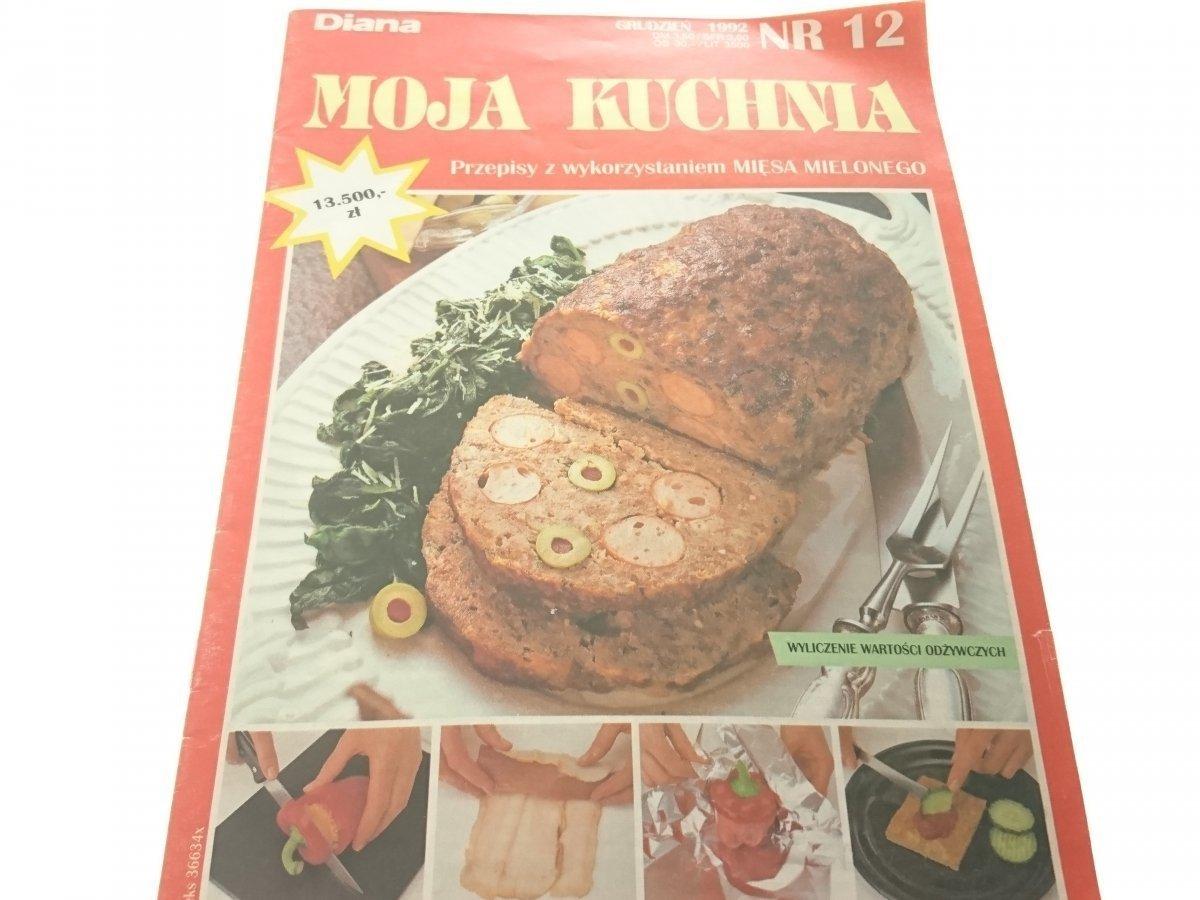 Moja Kuchnia Nr 12 Grudzień 1992 Przepisy