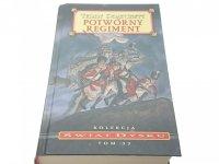 ŚWIAT DYSKU TOM 33 POTWORNY REGIMENT - Pratchett