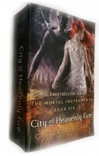 CITY OF HEAVENLY FIRE - Cassandra Clare 2014