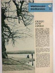 WIADOMOŚCI WĘDKARSKIE NR 12 1966