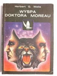 WYSPA DOKTORA MOREAU - Herbert G. Wells 1988