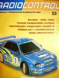 RADIOCONTROL. ZBUDUJ I POPROWADŹ SUPERAUTO WRC 53
