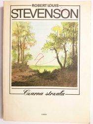 CZARNA STRZAŁA - Robert Louis Stevenson 1987