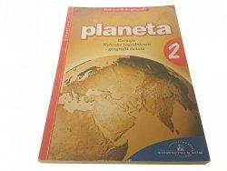 PLANETA 2 PODRĘCZNIK - Jan Mordawski (2003)