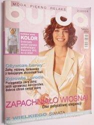 BURDA NR 2/2004 ZAPACHNIAŁO WIOSNĄ!
