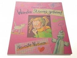 WANDA STRENG GEHEIM! - Dagmar Geisler (2004)