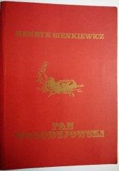 PAN WOŁODYJOWSKI - Henrky Sienkiewicz