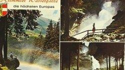 KRIMMLER WASSERFALLE DIE HOCHSTEN EUROPAS