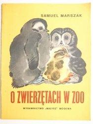 O ZWIERZĘTACH W ZOO - Samuel Marszak 1981