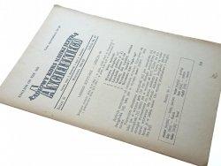 RADIOWY KURS NAUKI JĘZYKA ANGIELSKIEGO 33 1961/62