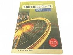 MATEMATYKA II PODRĘCZNIK - Dobrowolska (2008)