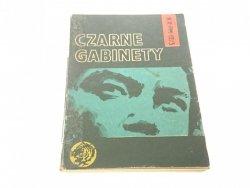 ŻÓŁTY TYGRYS: CZARNE GABINETY - Lutyński 1973