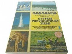 GEOGRAFIA SYSTEM PRZYRODNICZY 1 LO, LP, TECH.