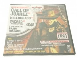CD-ACTION 06/2009 CALL OF JUAREZ; HELLDORADO..DVD